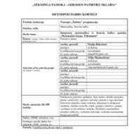 """METODINIO DARBO KORTELĖ Integruota matematikos ir lietuvių kalbos pamoka """"Matematinė knyga. Trikampiai"""".pdf"""