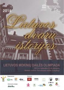 Lietuvos dvarų istorijos
